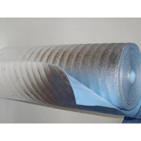 Вспененный полиэтилен ламинированный AL фольгой (самоклеящийся) СФ 3