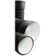 Труба гофрированная с раструбом SN6 - SN7 ID 230/200