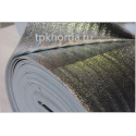 Вспененный полиэтилен с двусторонним ламинированием лавсаном металлизированным